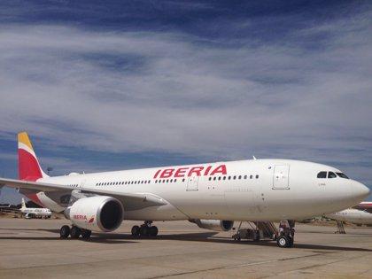 Iberia eleva a diaria la frecuencia de sus vuelos a Guatemala y El Salvador