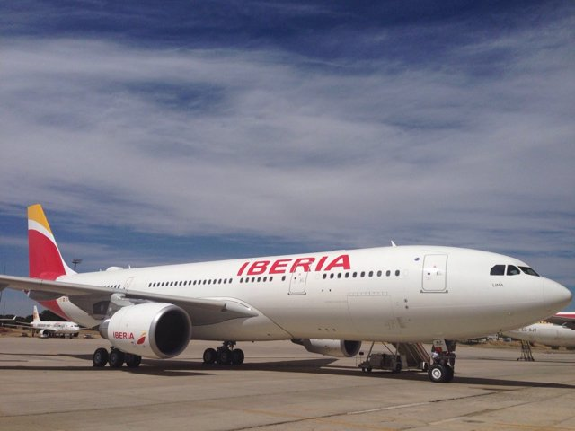 Nuevo A330-200 de Iberia