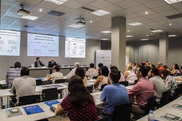 Seminario Proyecto Edufinet Málaga
