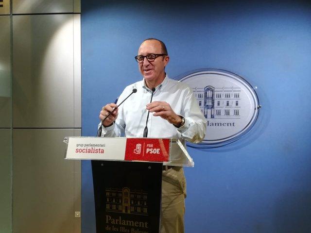 Andreu Alcover, PSIB
