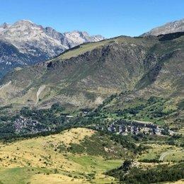 La estación de esquí y montaña Boí Taüll