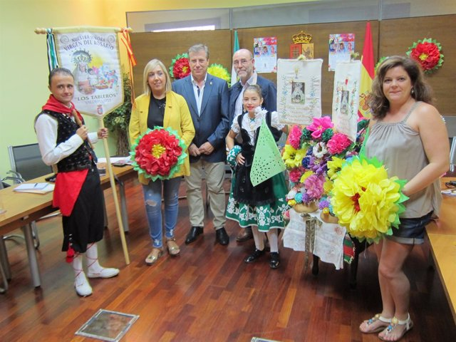 Presentación de la Fiesta de los Tableros de Valdefuentes (Cáceres)
