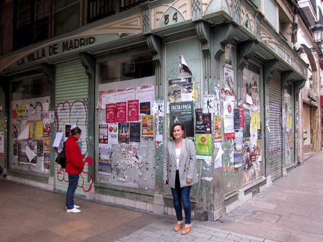Arraiz, Ante 'La Villa De Madrid'