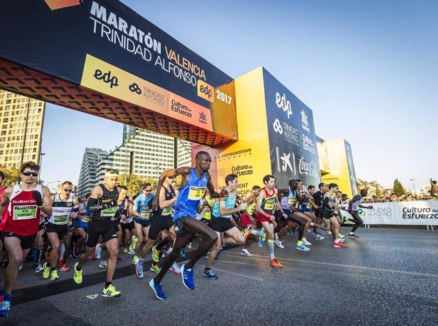 [Grupodeportes] Fwd: Ndp Récord Inscritos Medio Maratón Y Maratón