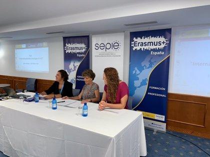 Una veintena de centros de 11 países europeos participan en Mallorca en un seminario sobre internacionalización de FP