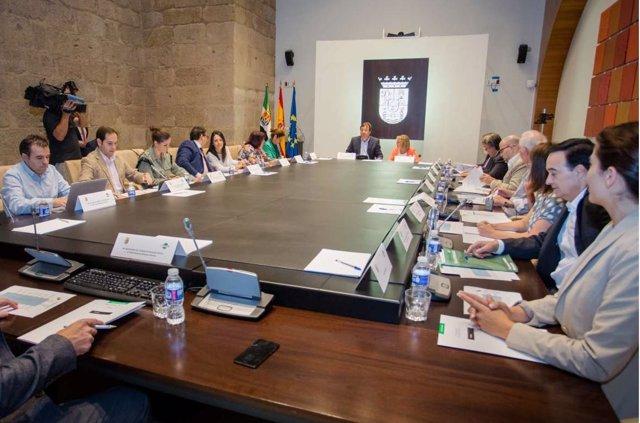 Mesa del Diálogo Civil con el Tercer Sector