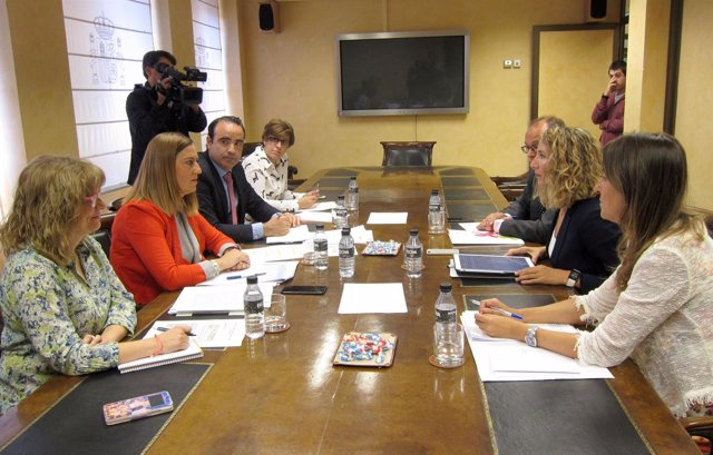 Reunión entre Junta y Delegación del Gobierno sobre violencia de género