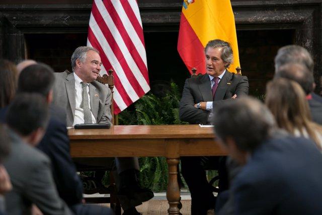 Copresidentes del Foro España-Estados Unidos