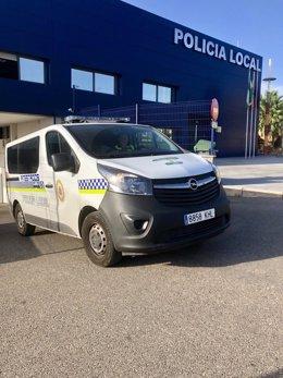 Instalaciones de la Policía Local