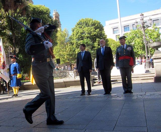 Valladolid. Guardia Civil