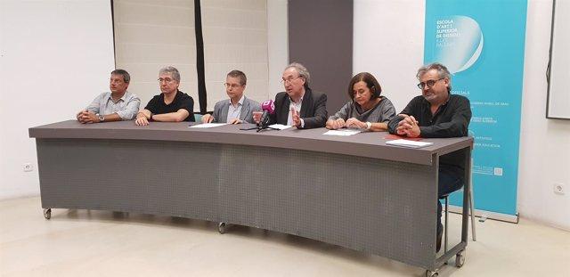 March presenta el nuevo curso de los centros de enseñanza artísticas superiores