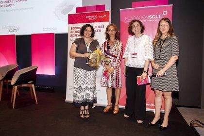 SOLTI hace entrega de su beca de formación para que oncólogos jóvenes investiguen en cáncer de mama