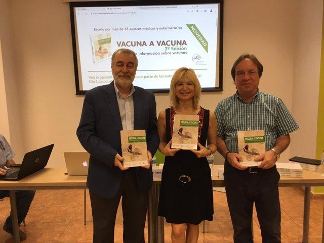 Presentación 3ª edición Vacuna a Vacuna