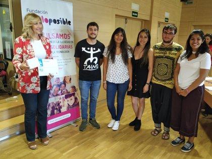 Fundación Hazloposible reúne a jóvenes universitarios y ONG para ayudar al avance de Objetivos de Desarrollo Sostenible