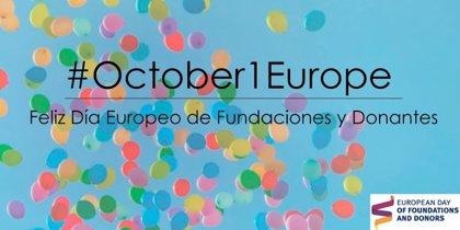 Más de 140.000 fundaciones piden un mercado común para la filantropía en Europa en el VI Día Europeo de las Fundaciones