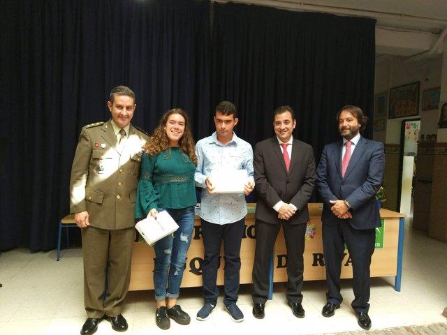 Entrega del Premio Duque de Rivas