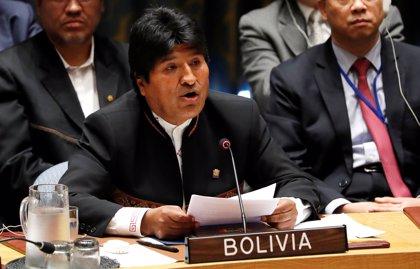 """Evo Morales tras el fallo de La Haya: """"Bolivia nunca renunciará a salir de su enclaustramiento"""""""