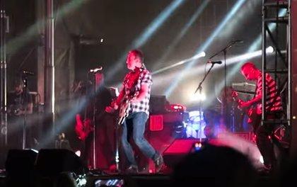 VÍDEO: Bruce Springsteen aparece por sorpresa en un concierto de Social Distortion