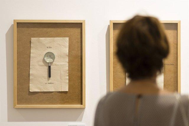 Exposición de José María García Parody