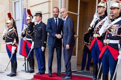El cap de Govern andorrà proposa a França un acord global de cooperació transfronterera (SFG)
