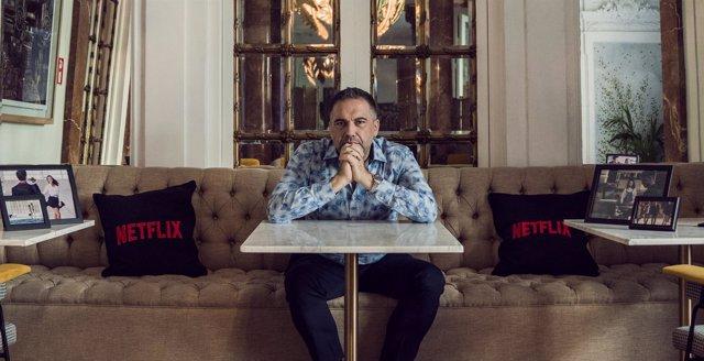 Paco Ramos, director de contenidos originales internacionales Netflix