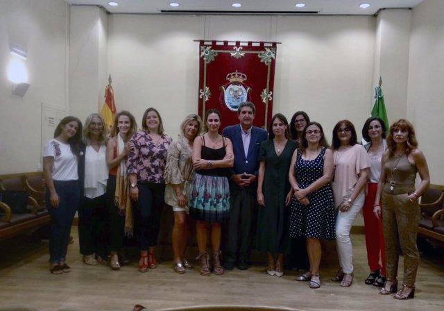 María Sánchez García, nueva presidenta de Asociación de Empresarias Sevillanas