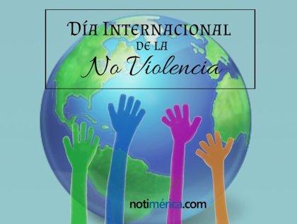 2 de octubre: Día Internacional de la No Violencia, ¿por qué se conmemora en esta fecha?