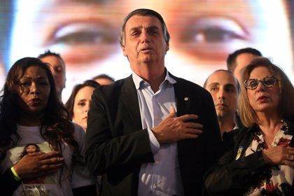 Aumenta la ventaja de Bolsonaro sobre Haddad a cinco días de las presidenciales