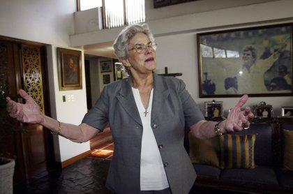 La expresidenta de Nicaragua Violeta Barrios de Chamorro, hospitalizada tras sufrir un accidente cerebrovascular