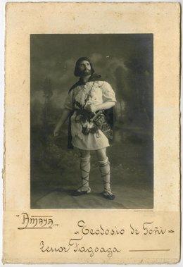 Parte del legado de Isidoro Fagoaga.