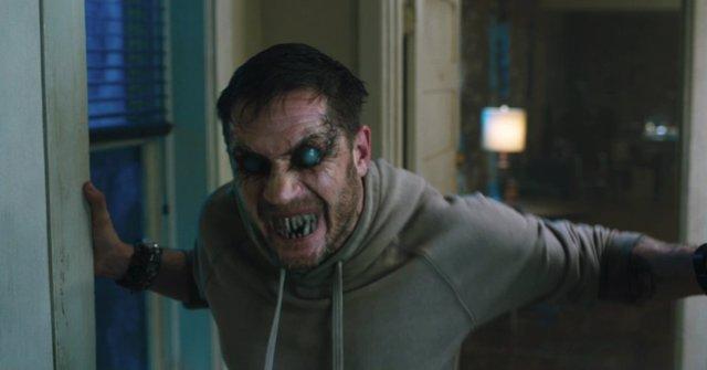 Tom Hardy protagoniza Venom