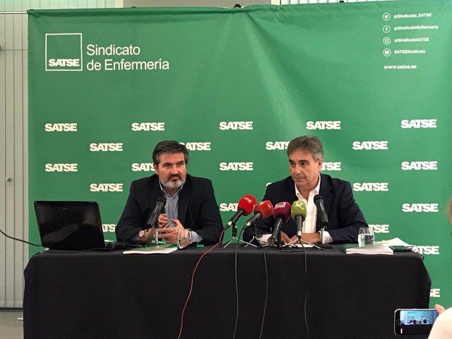 Presentación informe Satse