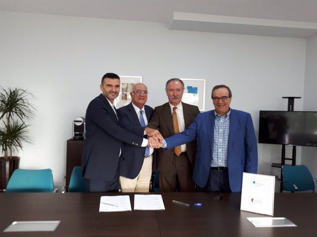 SEPAR y los fisioterapeutas firman un convenio para lograr acreditación
