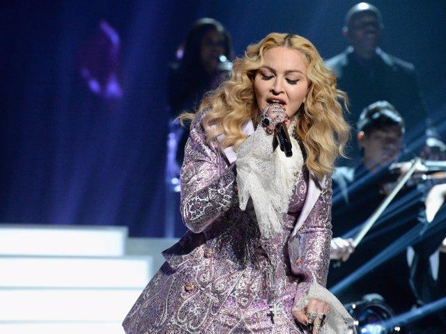 Madonna en los 2016 Billboard Music Awards