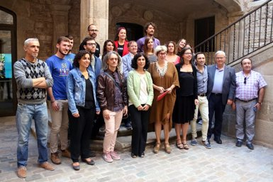 Tot a punt per la Fira Mediterrània de Manresa dedicada als rituals i la darrera de David Ibáñez com a director artístic (ACN)