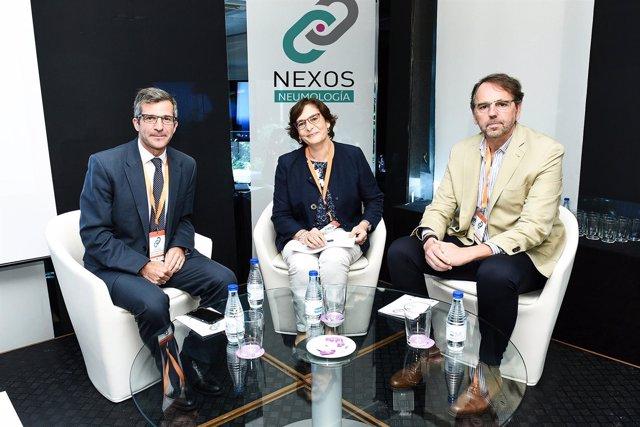 Jornada Nexos Neumología de SEPAR