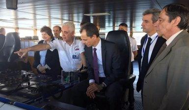 Pedro Duque es reuneix amb els rectors catalans a Barcelona (MERCÈ FERNÁNDEZ/CSIC)