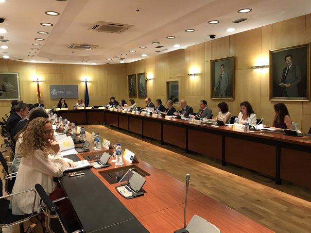 Conferencia Sectorial sobre Drogas