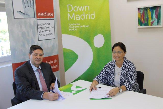 SEDISA y Fundación Síndrome de Down firman un acuerdo de colaboración