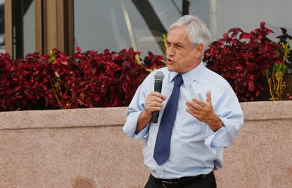 Piñera se reunirá con el papa en el Vaticano