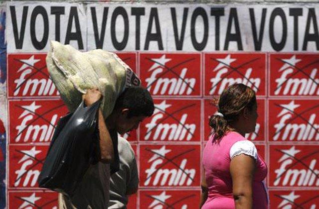 Elecciones en Salvador 2009
