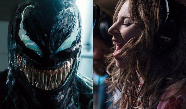 Venom y Ha nacido una estrella
