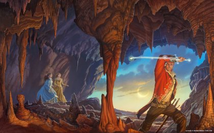 Amazon prepara la serie la saga de fantasía La rueda del tiempo