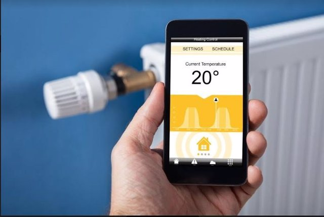 Medición del consumo de calefacción