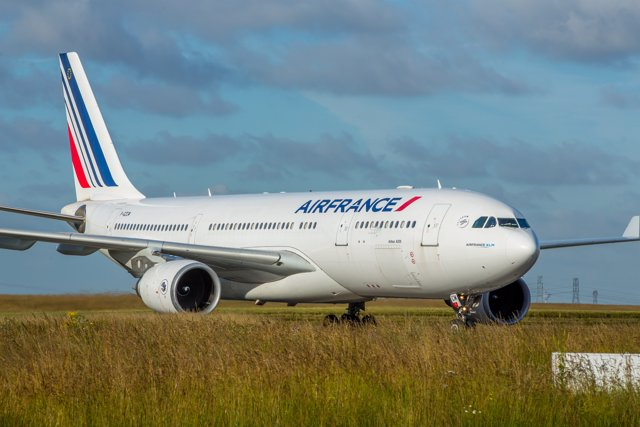 Avión A330 de Air France