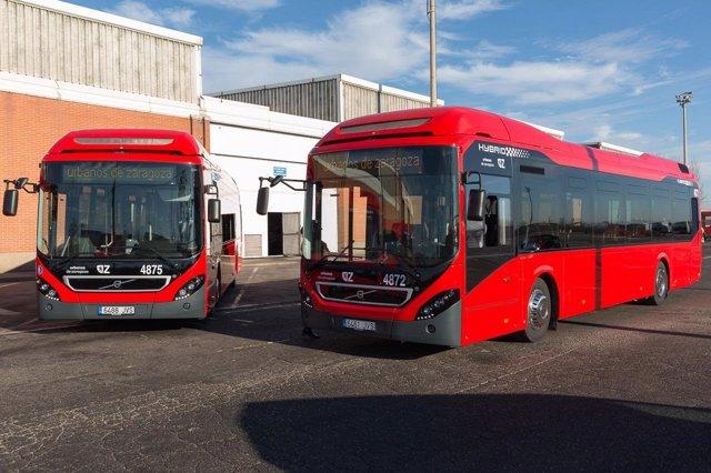 Toda la flota de autobuses de Zaragoza estará operativa en las ...