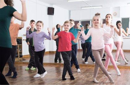 Expresión corporal en niños, ¿por qué es tan importante?