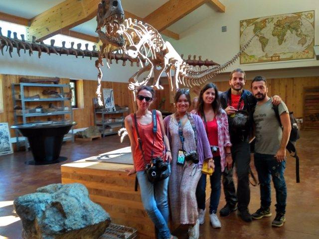 Los blogueros, en La Rioja