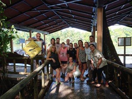 Iberia y Viva Tours forman a sus agentes de viajes en Costa Rica