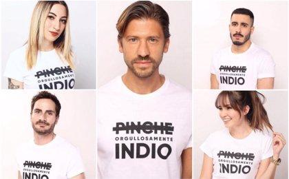 #ORGULLOSAMENTEINDIO, la polémica campaña trending topic contra el racismo en México